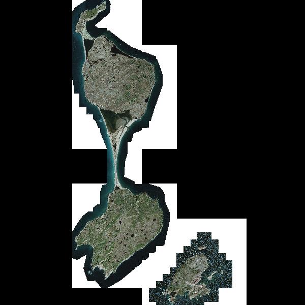 bâti dur localisé à Saint-Pierre