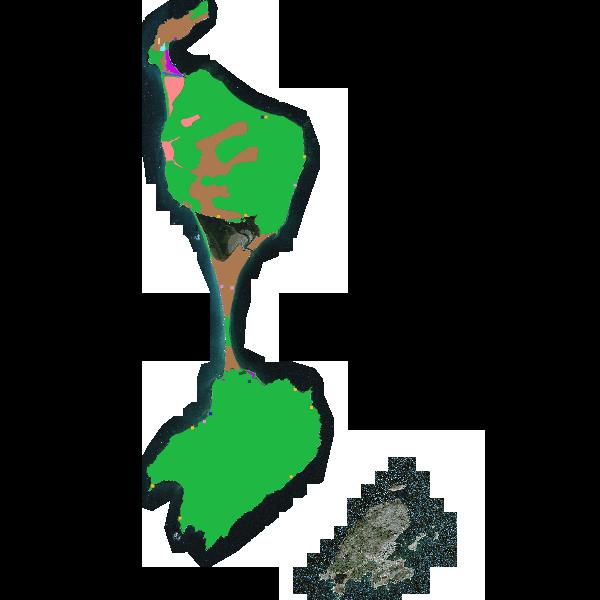 Zonage PLU Miquelon