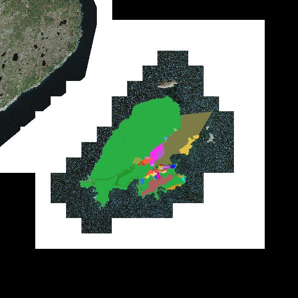 Zonage Urbanisme de Saint-Pierre